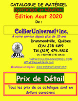 Catalogue de Collier-Universel.com